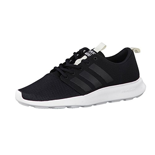 adidas  Cloudfoam Swift Racer, chaussure de sport homme Core Black/Core Black/Dgh Solid Grey
