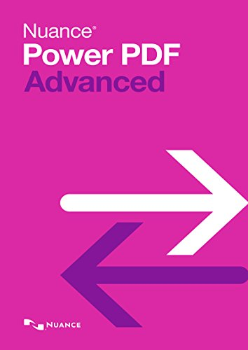 Power PDF Advanced 2.0 [PC Download] - Nuance Software-download