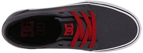 DC Shoes Trase Tx  Sneaker Ragazzo Grey/black/red