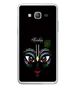 PrintVisa Designer Back Case Cover for Samsung Galaxy Grand Neo I9060 :: Samsung Galaxy Grand Lite (Illustration Of Krishna Artistic Design)