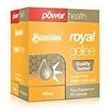 Bumbles Royal Gellee 500mg (90 capsule) - x 2 *Twin DEAL Pack*