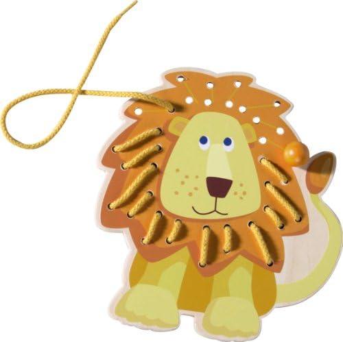 Célébrez le Nouvel An, accueillez le Nouvel An et vous le rend! Haba Lion à enfiler 300189   Magnifique
