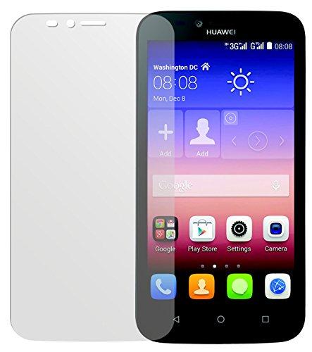 dipos I 2X Schutzfolie matt passend für Huawei Y625 Folie Displayschutzfolie