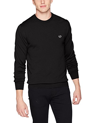 fred perry Fred Perry Classic Crew Neck Sweater, Pulli - S