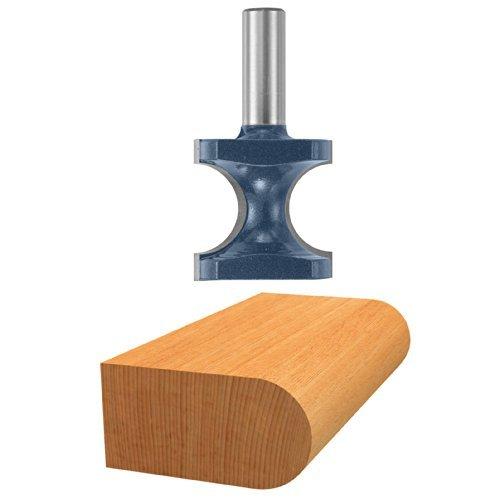 Preisvergleich Produktbild Bosch 84436M 1-1/2-Inch Bull Nose Router Bit 1/2-Inch Shank by BOSCH