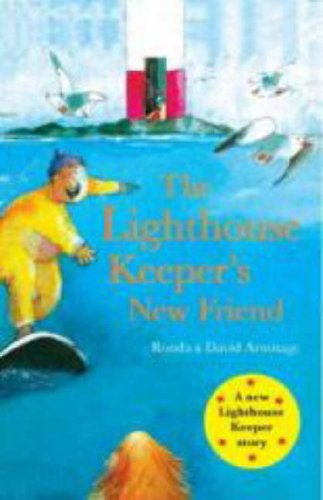 The Lighthouse Keeper's New Friend -
