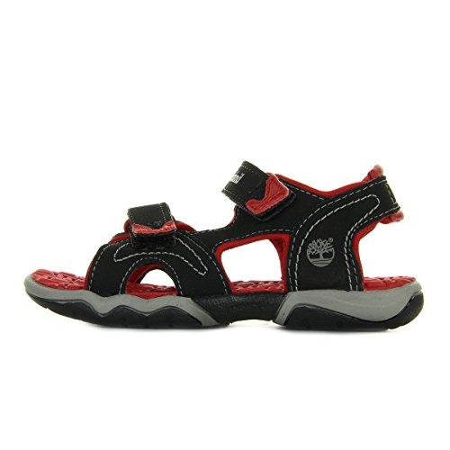 Timberland Active Casual Sandal Ftk_adventure Seeker 2 Strap Sandal, Sneakers basses mixte enfant