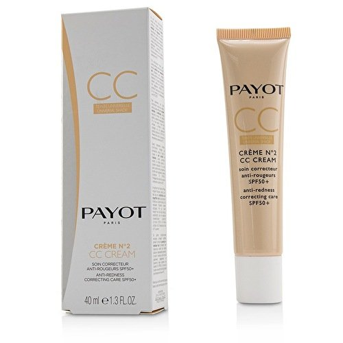 Payot Créme No.2 - CC Cream SPF50+ Tagescreme, 1er Pack (1 x 40 ml)