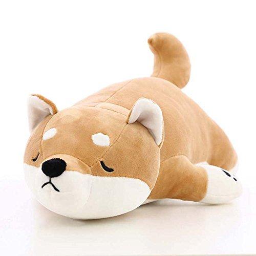 (Balai Cute Akita Hund Plüsch Toy Cartoon Weiche Stofftier Geschenk für Kinder(55cm/21.65 Zoll))