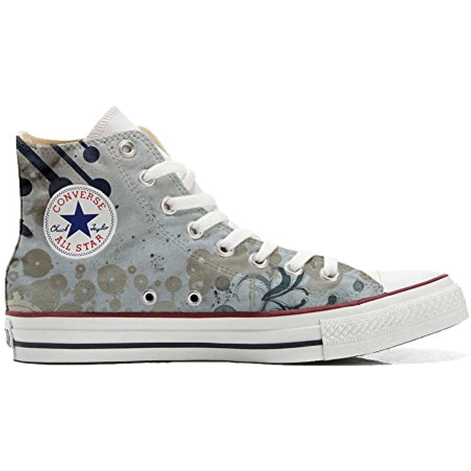 mys Converse Customized Adulte - Chaussures Coutume Fantasy (Produit Artisanal) Chic Fantasy Coutume - B01NCVKD4W - bbca15