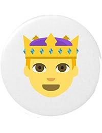 Prinz Emoji 25 Mm Anstecker Prince 25mm Button Badge