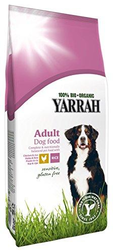 Yarrah Bio Hundefutter Sensitive Huhn und Reis 2 kg, 1er Pack (1 x 2 kg) Hund Huhn Und Reis
