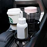 2021 New Style Accessories for Car interior decorative multiple cup, card and mobile Smart holder