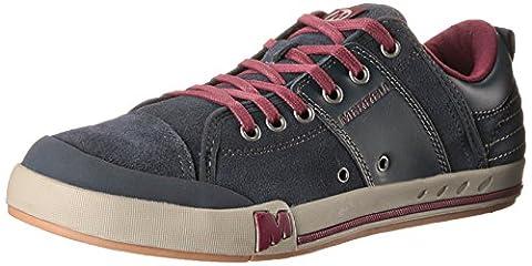 Merrell Rant Dash, Men's Lace-Up Low-Top Sneakers - Navy, 9.5