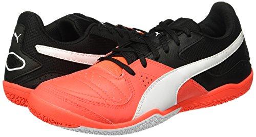 Rosso Red 11 Puma Gavetto Sala Calcio scarpe da allenamento Unise