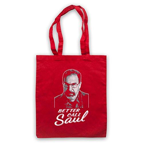 Inspiriert durch Homeland Better Call Saul Inoffiziell Umhangetaschen Rot