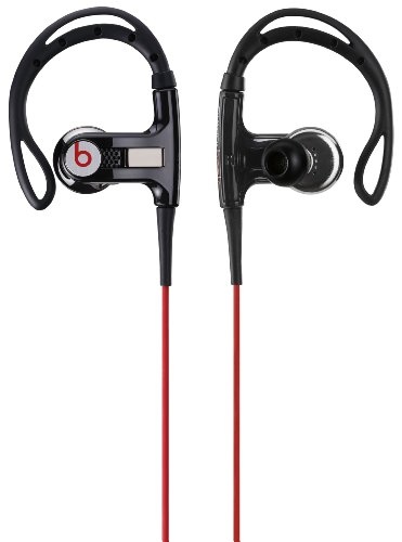 Beats by Dr. Dre Powerbeats In-Ear Ohrhörer - schwarz