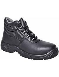 Compositelite Portwest Fc41 Zapatos 36/3, Color Negro, Talla 39 EU