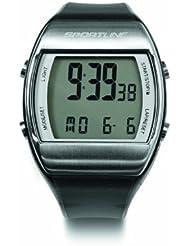 Sportline Solo 925 Men's Heart Rate Monitor (Black)
