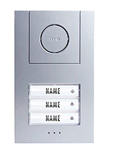 m-e Vistus AD - 430-Familienhaus 3 Audio-Doorphone zusätzliche Außenstelle - Outdoor Access Unit