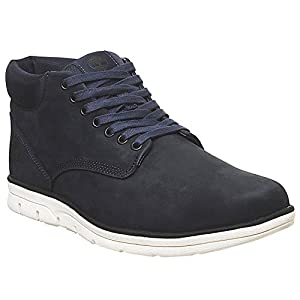 Timberland Herren Bradstreet Chukka Leather High-top Sneakers