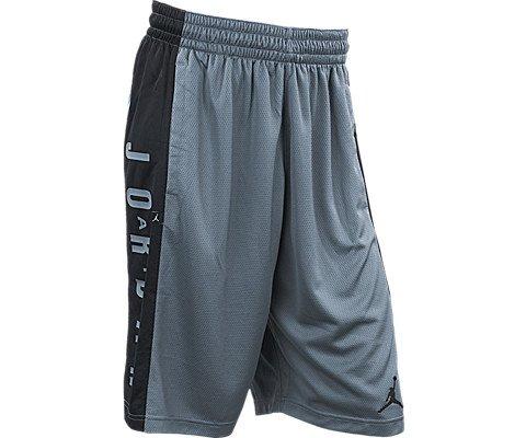Air Jordan Markieren (Dri-FIT) Shorts, Graphit, Blau/Schwarz, S