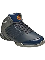 Admiral Mens Gage Navy Grey Basketball Shoes - 9 UK/India (43 EU)(1140104-NAVY GREY)