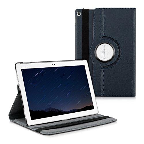 custodia tablet asus zenpad 10 kwmobile ASUS ZenPad 10 (Z300) Cover - Custodia per Tablet Rotazione 360° Stand Similpelle - Protezione per ASUS ZenPad 10 (Z300)