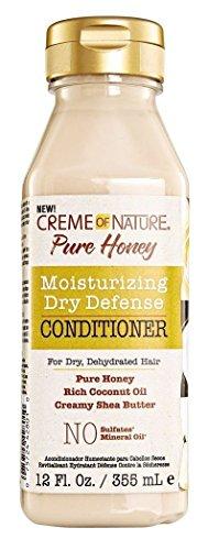 Creme Of Nature Pure Honey Moisturizing Dry Defense Conditionneur 355 ml