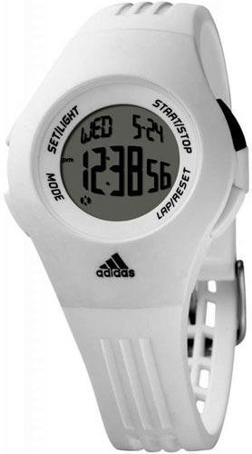 Adidas Sport Digital White Furano Grey Dial Ladies watch ADP6018 …