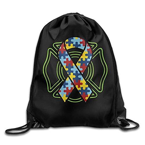 nchengcongzh Unisex-Rucksack mit Kordelzug, Tribal Square Diamond Shaped Abstract Aztec Navajo Folk Historische Kultur Turnbeutel mit Kordelzug Sporttasche 16002