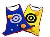 YYHIGH Target Dodgeball Soft Outdoor Fun Ball Game per Due Giocatori