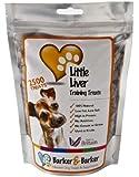 Barker and Barker Dog Training Treats - Little Liver Treats (2500 treats - pouch)