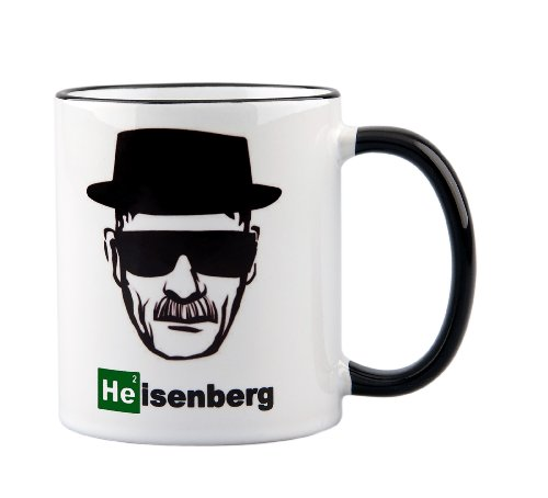 Breaking Bad,Tasse,Tee,Kaffee,Heisenberg,Walter White
