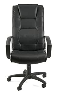 Topstar 8140 A80 Chefsessel Ortega Leder schwarz