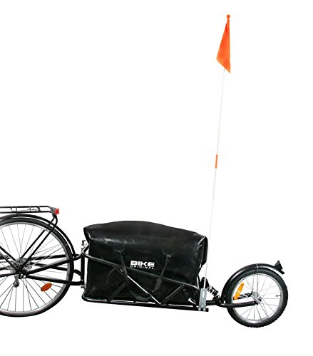 Bike Original-Remolque Bicicleta monorueda Amortiguador