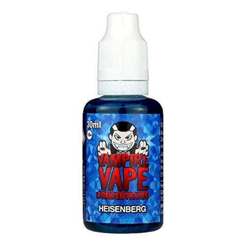 Vampire Vape Aromakonzentrat Heisenberg, zum Mischen mit Basisliquid für e-Liquid, 0,0 mg Nikotin, 30 ml