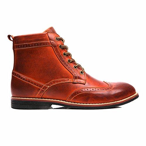 ... burgunderfarben Minitoo , Herren Combat Boots burgunderfarben