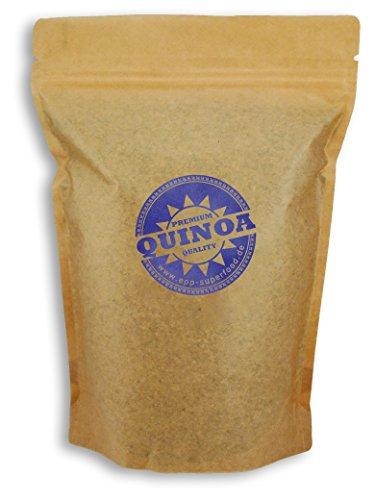 Quinoa Samen weiß, 1kg, Epp Superfood, 1er Pack 1000g/ 1 kg, Ausgezeichnete Pflanzliche Proteinquelle
