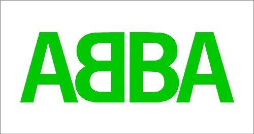 "Preisvergleich Produktbild Aufkleber - Sticker ""Freiform - Decal"" Abba hip hop rap jazz hard rock metal pop sticker"