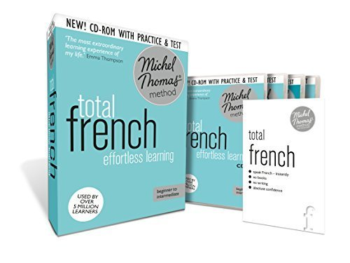 Total French: Revised (Learn French with the Michel Thomas Method) (A Hodder Education Publication) by Michel Thomas (2014-09-01)