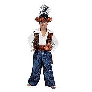 Limit Sport - Disfraz de tuareg Aladín para niño (MI696)