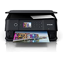 Epson Expression Premium XP-6000 - Impresora multifunción Wi-Fi, color negro