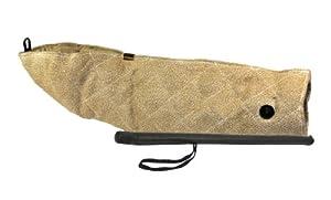Dean & Tyler Lot de 2Pro Bundle, comprend de jute Bras complet Bite manches/agitation bâton pour l'entraînement intermédiaire Chiens