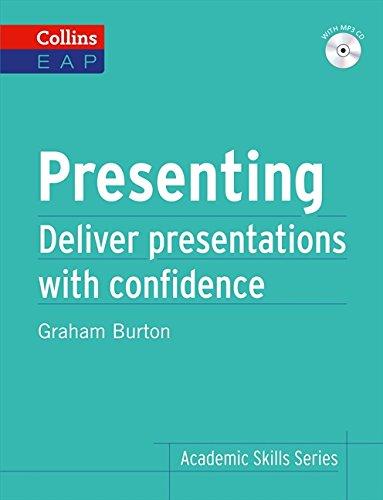 Presenting: B2+ (Collins Academic Skills) por Graham Burton