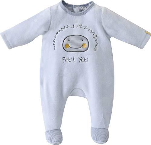 288ed9991bd4a Sucre D Orge - sleepwear - Masculin - 1 - pyjama bebe ciel - Taille
