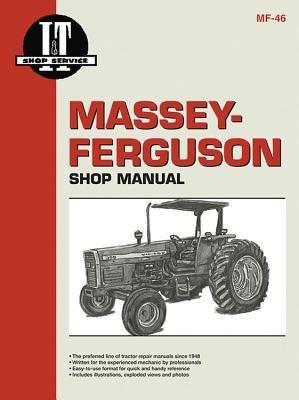 Ferguson Shop Manual ([(Massey Ferguson Shop Manual Models 340 350 355 360&399)] [Author: Penton] published on (May, 2000))