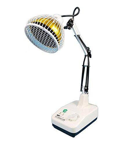 250W TDP DeskTop Lampe Weit Mineral Hitze Mineral Teller Therapie zum Physiotherapie Gerät Zeit Rahmen (Tdp-mineral-lampe)