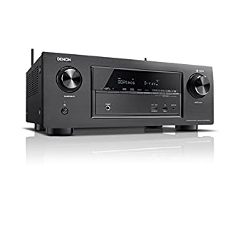 Denon AVR-X2400H 7.2 Channel AV Surround Receiver