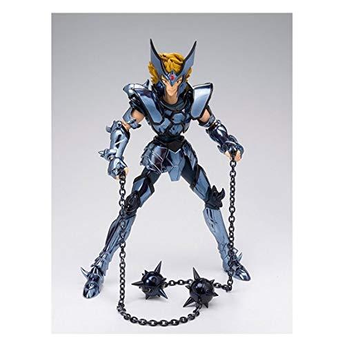 Bandai - Figurine Saint Seiya Myth Cloth - ABEL The God of Sun & Athena Goddess Set - 4549660239000